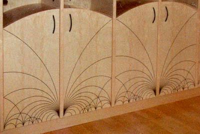 Richard Pink: Modular Cabinet